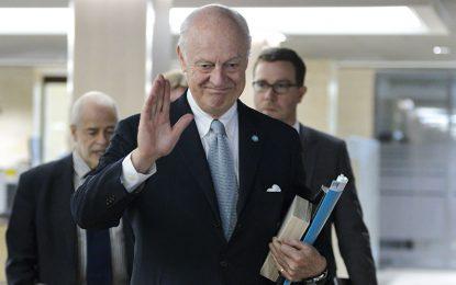 Трудно начало на преговорите за мир в Сирия