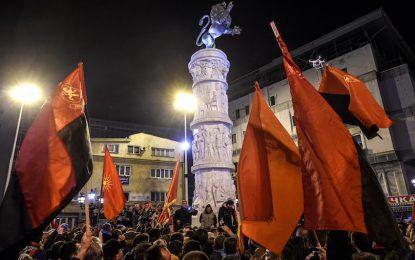 Без кабинет в Македония, мандатът отиде вляво
