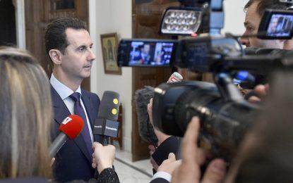 """Асад готов да преговаря """"за всичко"""" в Астана"""