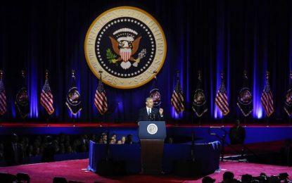 Обама си тръгва заедно с надеждата за Америка без расизъм (видео)