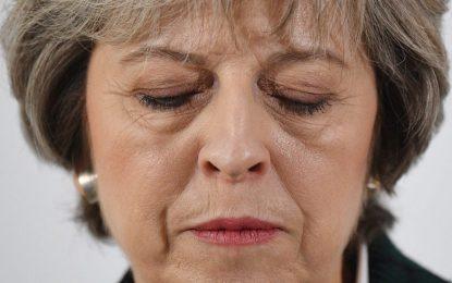 Brexit значи излизане от единния пазар, призна Тереза Мей