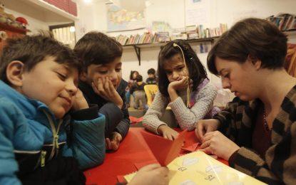 Световната банка започва да строи училища за бежанци в Турция