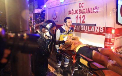 Поне 39 жертви в Истанбул, 15 са чужденци