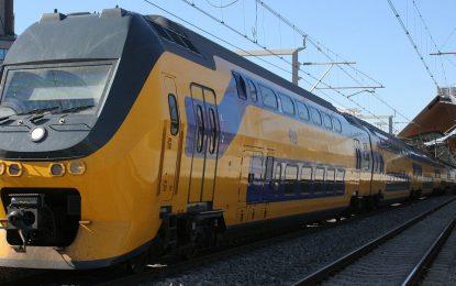 Влаковете в Холандия вече карат на вятър