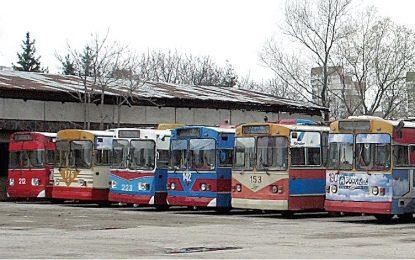 Търново си дава тролейбусната мрежа за скрап